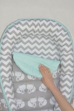 This a cute baby nest for your family! Now you will sleep better because your baby will sleep in baby nest! This babynest comes in set with a remouvable mattress You can wash it apart Specifications Baby nest Age: 0-6 month Dimensions: sleeping place is 35 x 75 cm (13,7 x 29,5 inch) Toddler size Age:0-36 months dimensions of sleeping place: 40x100 cm (15,7 x 39,37 inch) you can use it more,it depends on your babies lenght Your baby is very small first few month,so crib is very big for i...