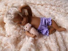 "BJB dolls clothes, Light purple knickers pants fit 11"" Sasha baby girl doll"