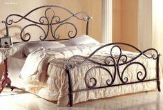 Кованые кровати, мебель | 43 фотографии Iron Furniture, Steel Furniture, Bunk Bed Mattress, Wrought Iron Beds, Steel Bed, Woodworking Bed, Shabby Chic Bedrooms, Iron Work, Iron Decor