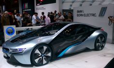 BMW Concept Car from 2012 NYC Car Show