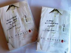 Consigue tu copia de 'El Opositor' dedicada por Fran Perea