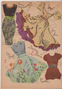 The Doris Day paper doll set by Whitman, 1955. It is booklet #1952.check out this board http://pinterest.com/KarenHaskett/only-a-paperdoll/