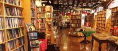 11 Eclectic Bookstores That Will Make Your Jaw Drop
