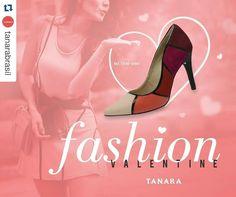 """#Repost @tanarabrasil with @repostapp  Em dúvida sobre o que pedir no Dia dos Namorados? Que tal um scarpin cheio de cor?  www.tanarabrasil.com.br -ref. T0183  Olha o que a """"Tanara Brasil """" preparou para o dia dos Namorados. E você ainda tem dúvida sobre o que pedir?  #moda #fashionstyle #shoeslover #job #foto #valentineday #valentine #fashion #likes #cool #saopaulo #calcadosfemininos #lol #loveit #presents by claudiologattho"""