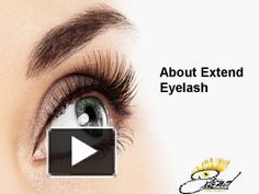 About Extend Eyelash Permanent Eyelash Extensions, Ppt Presentation, Putting On Makeup, Natural Looks, Makeup Yourself, Nyc, Range, Glamour