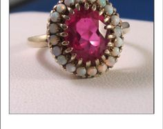 colorful halo rings - Google Search
