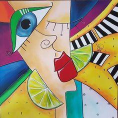 Wal Art, Zentangle, Canvas Art, Doodles, Artwork, Crafts, Facebook, Mini, Modern