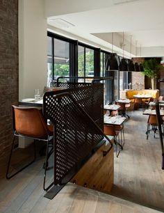 Leroy Street Studio Designs Charlie Bird Restaurant