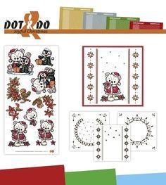 Dodo-022 Dot en do Joyful Christmas