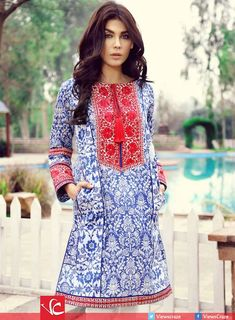 Mausummery SS'15 Lawn Collection