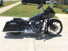 eBay: 2013 Harley-Davidson Touring 2013 Harley Davidson Road Glide Custom #harleydavidson