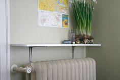 Look!: Radiator Shelf