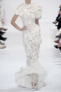 Elie Saab Haute Couture Fall 09 by tracey