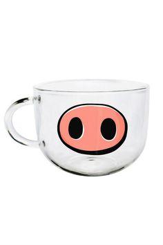8fa1267f8dd Funny Pig Cartoon Mug