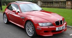BMW Z3M Coupe. Not superceded until the F Type Coupe.