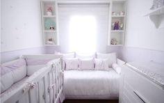 Resultado de imagem para cama no quarto de quartos bebe