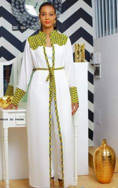 Best African Dresses, Ghanaian Fashion, African Inspired Fashion, Latest African Fashion Dresses, African Print Dresses, African Print Fashion, African Attire, Mode Kimono, Chic Outfits