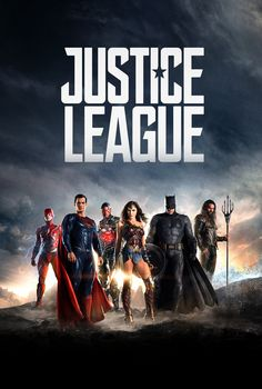Justice League (2017)...this poster did not require any restoration
