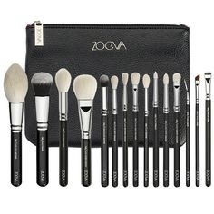 Zoeva Luxe Complete Brush Set - and yes they do ship to the US!