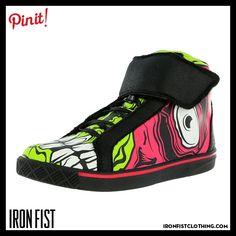 Iron Fist $70 www.ironfistclothing.com #ironfistclothing #ironfist #shoes #apparel #accessories #iron #fist