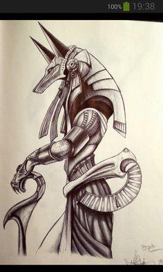 Anubis stargate