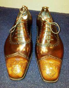The Shoe Snob: Shoes Of The Year - Bespoke Gaziano & Girling