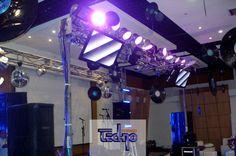 Techno Producciones Colombia empresa con más de 29 años de experiencia en el alquiler y la producción de eventos en Barranquilla - Colombia.
