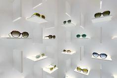 Bolon Eyewear store by Ippolito Fleitz Group, Shanghai – China » Retail Design Blog