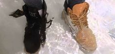 Working in a wet for reliable work boots? Look at our list of the best waterproof work boots and find your next pair! Slip On Work Boots, Good Work Boots, Cool Boots, Best Waterproof Shoes, Mens Waterproof Boots, Most Comfortable Work Boots, Best Boots For Men, Duty Boots, All Weather Boots