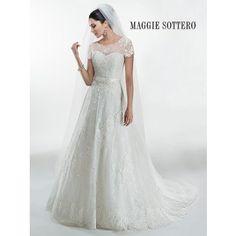 Maggie Sottero Glenda 4MS961 - [Maggie Sottero Glenda] - Buy a Maggie Sottero Wedding Dress from Bridal Closet in Draper, Utah