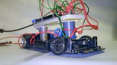 Amazing Robotic Car with Steering, Controlled by Arduino Mega and L293D  Read more at :  http://www.haberocean.com/2015/01/amazing-robotic-car-with-steering-controlled-by-arduino-mega-and-l293d/