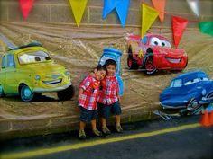 Birthday boys! Cars birthday