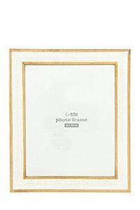 TWO TONE PHOTO FRAME