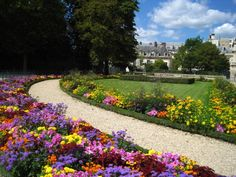Κήπος άνθησε Λουξεμβούργο