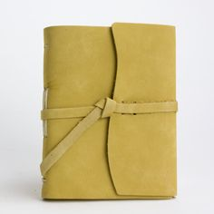 Leather Good Book Journal