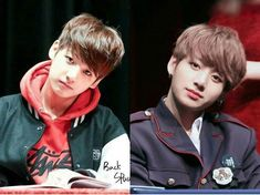 """I was just looking up """"jungkook 2013"""" and then """"jungkook 2017"""" and I'm like dAYUMMMM HE GREW UP SO WELLLL"""