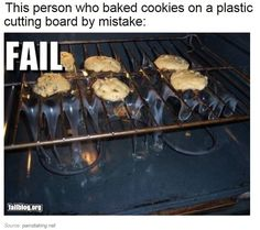 @SiennaJae is this Stephanie's baking fail? Or did someone else do this? Who posted it?  :P