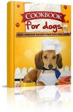 Cookbook for dogs We Love 2 Promote http://welove2promote.com/product/cookbook-for-dogs/    #promotion