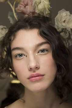 Christian Dior Beauty Spring 2017 Couture collection.
