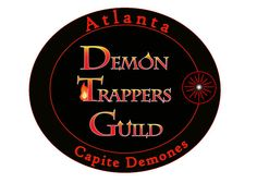National Demon Trappers Guild Patch