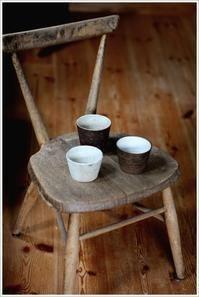 ポット           ¥8400sold 汲みだし茶/白掛分け Φ80xh60 ¥1575sold 汲みだし茶Φ80xh60  ¥1575so...