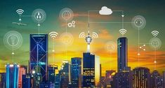 8 Smart City Ideas Smart City Smart City