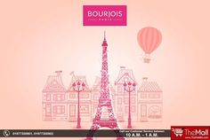 Bourjois with a 'J' for joy! Discover the full range of makeup for eyes,face,lips and nails from Bourjois Paris.  Buy Authentic products from - www.TheMallBD.com To Order Now, Call 01977300901, 01977300902