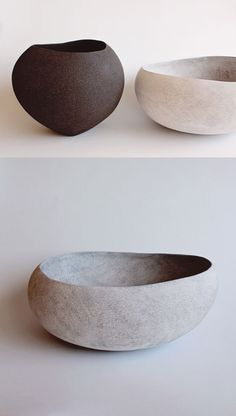 Yasha Butler Ceramic Vessel Sculpture Bowl Earthenware Stoneware