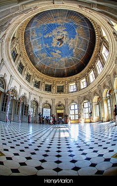 "Grand Salon at veau le vicomte chateau ""Grand Salon"" - Google Search"