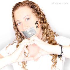Jodi Picoult - See more: http://www.noh8campaign.com/photo-gallery/familiar-faces-part-2/photo/...