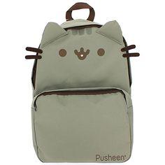 Buy Pusheen Backpack, Grey Online at johnlewis.com