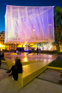 YAP 2013: bam! Debuts 'He' at MAXXI. He has made his debut in the MAXXI piazza…