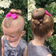 All Hairstyles, To My Daughter, Hair Styles, Fashion, Little Princess, Il Piccolo Principe, Hair Plait Styles, Moda, Fashion Styles