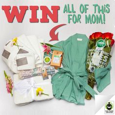 Want to #WIN the ULTIMATE #FairTrade #MothersDay prize? Enter by signing our virtual Mother's Day Card here: http://fairtrd.us/FairMomsCard #FairMoms
